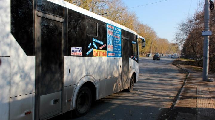 В Омске две маршрутки снова будут проезжать мимо больницы имени Кабанова