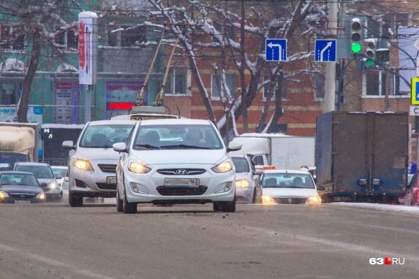 Льготы могут получить водители машин, работающих на природном газе