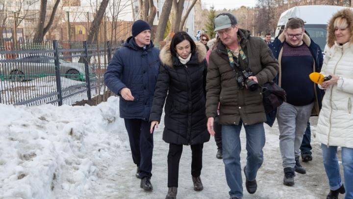Мэрия составила антирейтинг по уборке в районах Челябинска