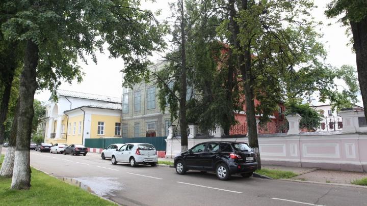 Ярославский завод хочет размежевать землю на Волжской набережной