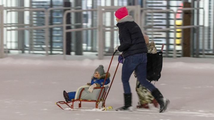 Холодно и днем, и ночью: морозы до -17 градусов спрогнозировали синоптики в Волгограде и области