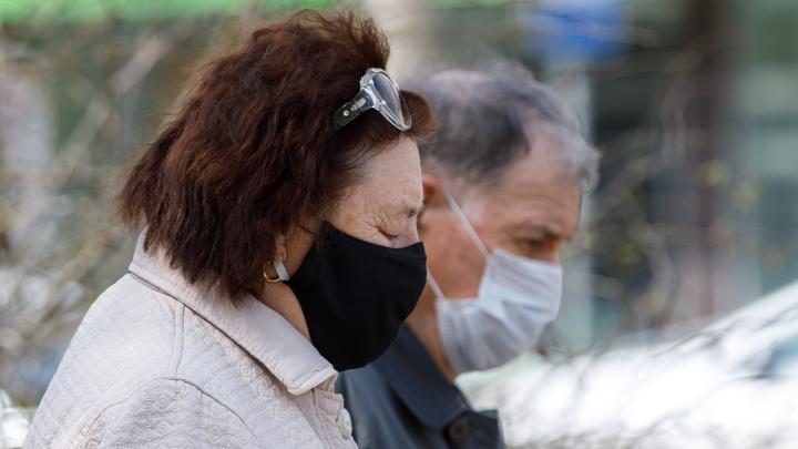 Новый всплеск COVID-19: за день заразились коронавирусом 109 волгоградцев, двое скончались