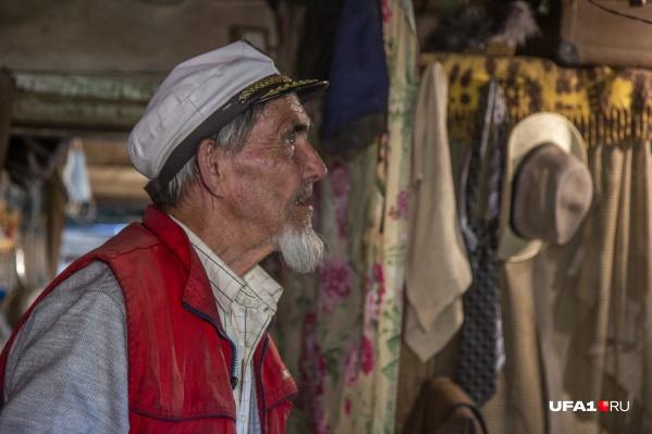 Рафкат Абзалов прожил в непростых условиях более 10 лет