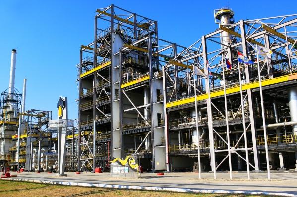 В уходящем году на заводе отремонтировали оборудование, которое обеспечивает практически всю мощность предприятия