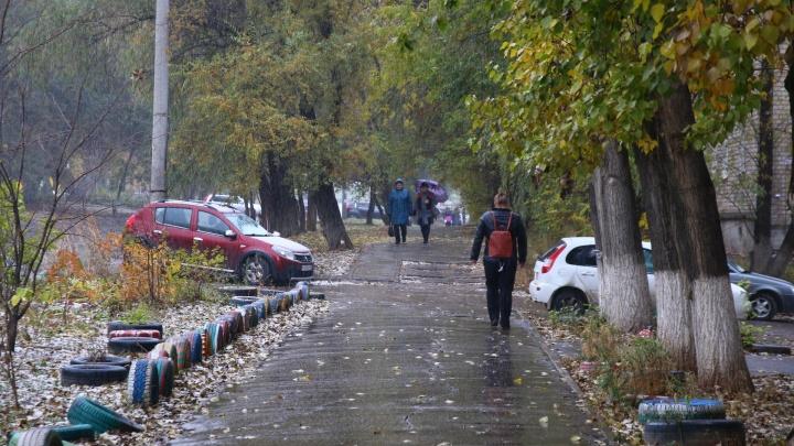 Снег с дождем и ураганный ветер: днем в Самарской области изменится погода