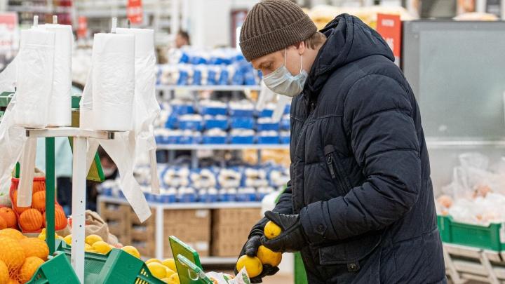 Власти заявили о снижении ажиотажа в челябинских супермаркетах