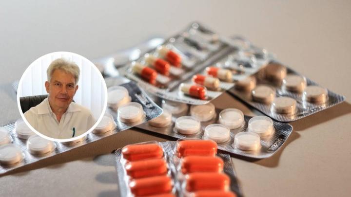 Антибиотики «на всякий случай». Профессор — о том, почему дончане тяжелее других переносят COVID-19