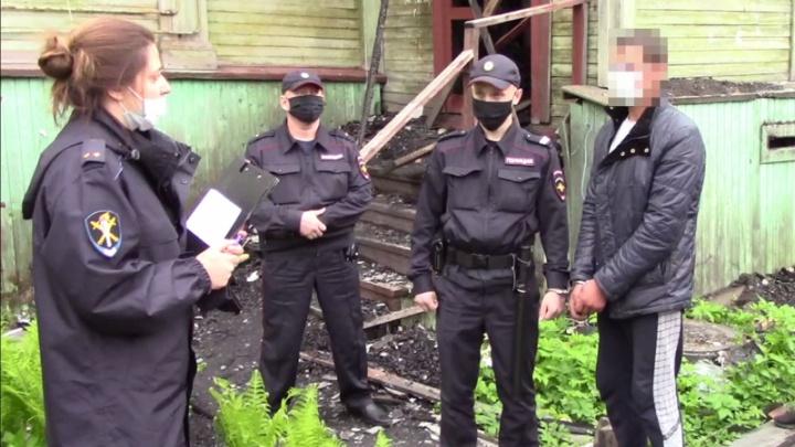 Подозреваемый в поджоге дома в переулке Водников сознался в шести таких преступлениях