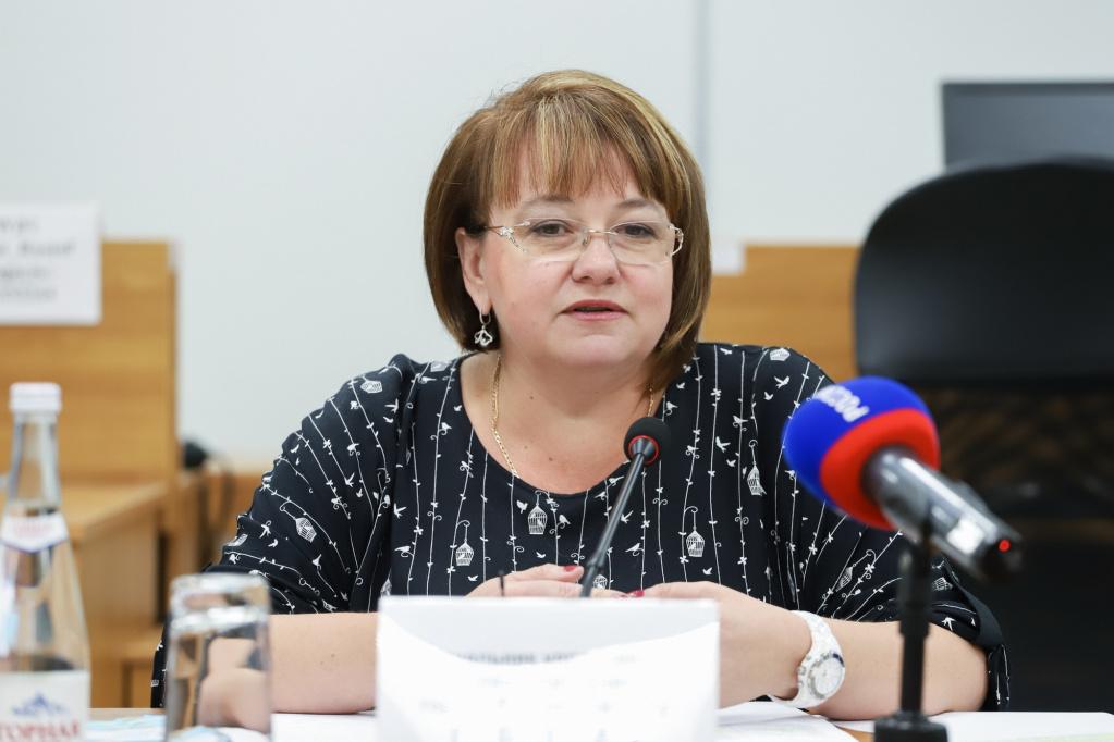 Глава администрации Ростова уволил Надежду Левицкую