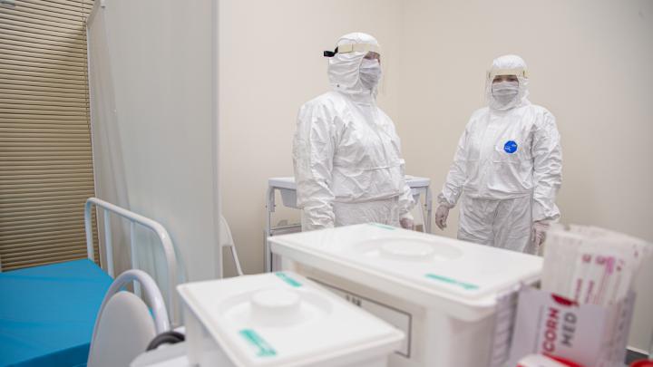 В Пермском крае коронавирус выявили еще у 53 человек