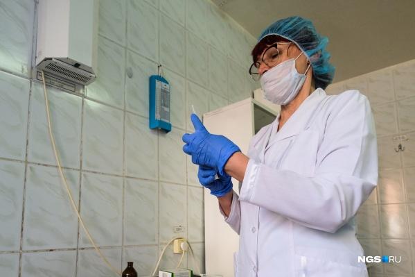 Всего в Новосибирской области проведено 334 999 тестов на коронавирус