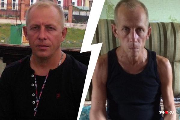 Всего за несколько месяцев рак, который пропустили в поликлинике, подорвал здоровье Александра