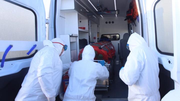 Еще восьмерых жителей Башкирии госпитализировали с подозрением на коронавирус