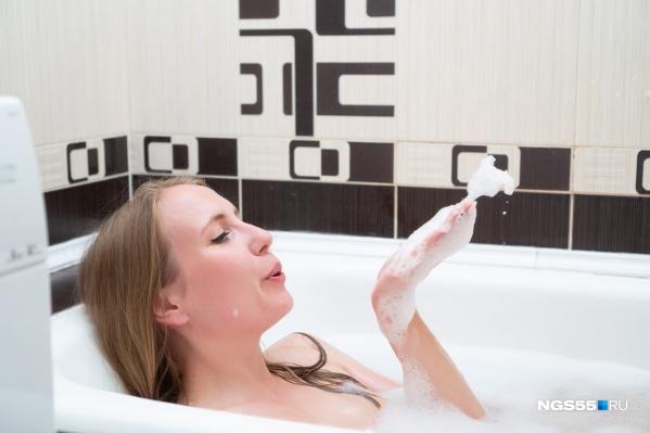 Во время плановых отключений воды главная мечта — принять горячую ванну