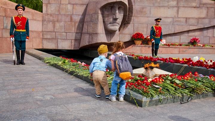 День Победы против COVID: как в Самаре отметили праздник