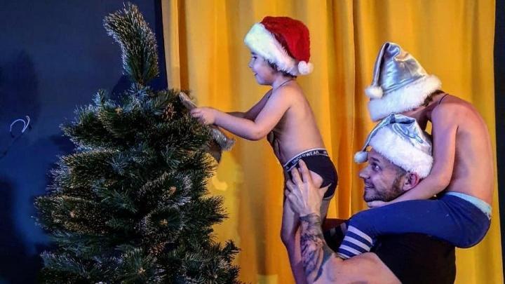 «Надоел коронавирус, поставили елку»: волгоградцы показали свои волшебные приготовления к Новому году