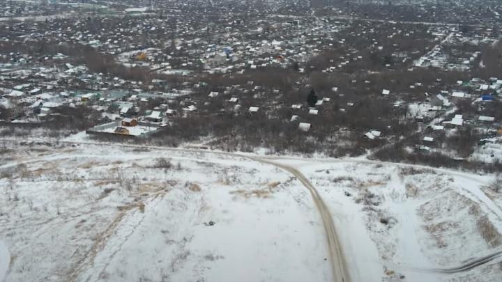 От Обводной до Ракитовского шоссе: посмотрите на будущую Центральную с воздуха