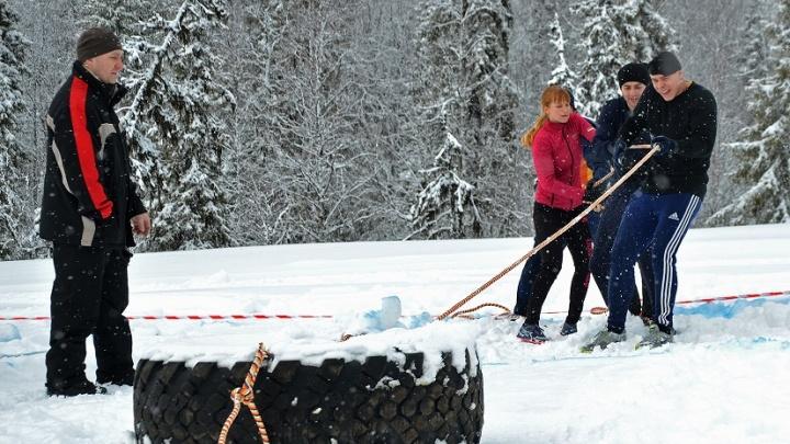 «Выложились на 100%»: атлеты из Котельниково приняли участие в одной из самых экстремальных гонок зимы