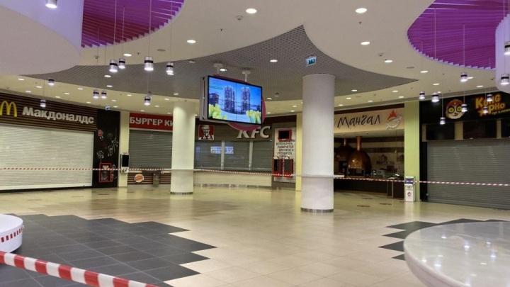 Власти НСО объявили дату введения новых коронавирусных ограничений для торговых центров