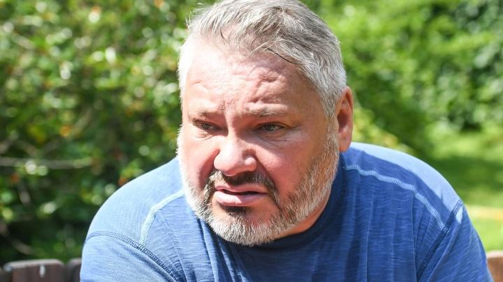 «Отец Сергий Романов — это городской бренд»: интервью Антона Бакова в пяти цитатах