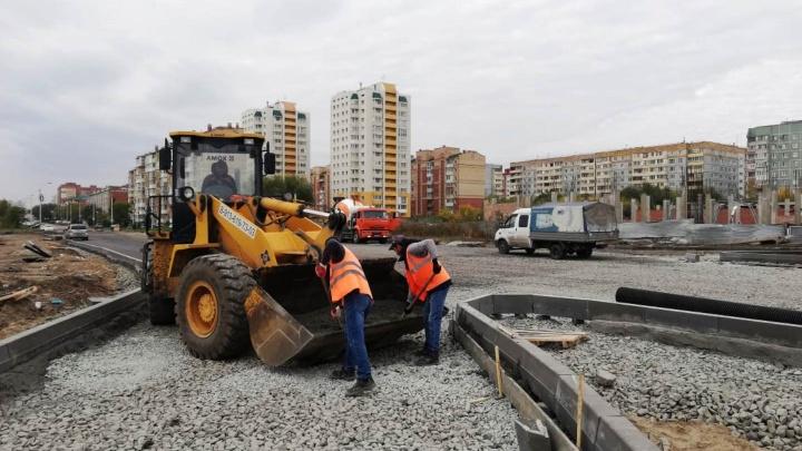 Участок дороги-дублёра у метромоста планируют сделать односторонним