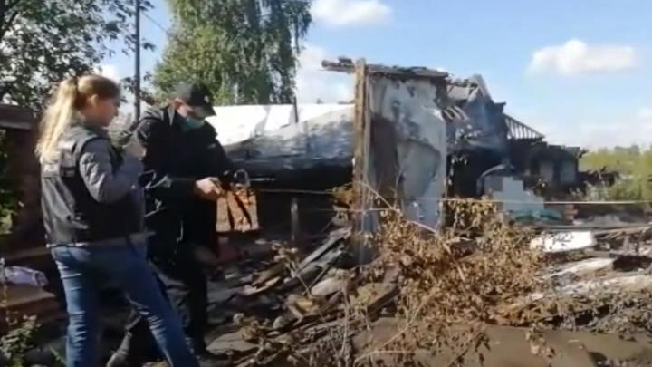 В кузбасском городе рухнула часть стены дома. Под завалами погибла 11-летняя девочка