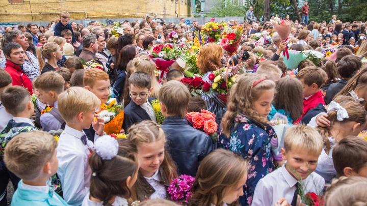 На линейки пустят не всех: власти рассказали, как пройдёт 1 сентября в Ярославской области