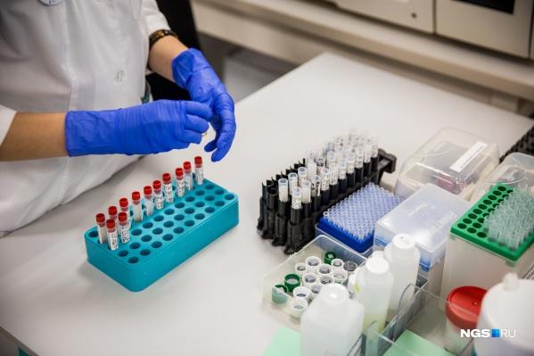 За всё время тест на коронавирус показал положительный результат у 462 человек