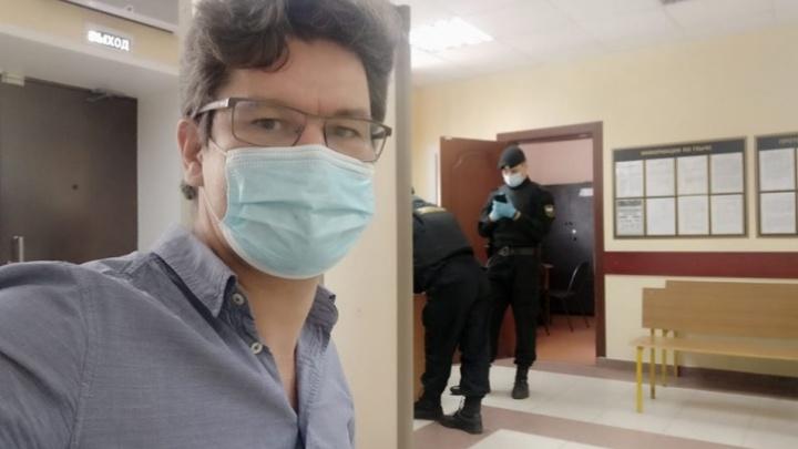 Нижегородскому журналисту грозит ограничение свободы из-за поста о коронавирусе