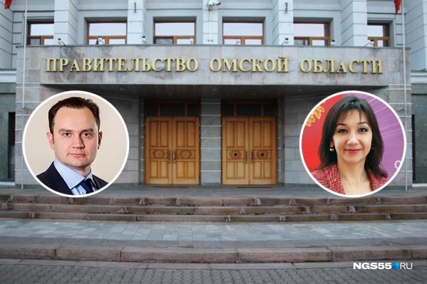 На аппаратном совещании министрам представили также нового пресс-секретаря губернатора — Алину Атаманенко