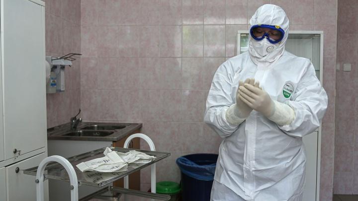 В Башкирии зафиксировали еще 35 случаев COVID-19