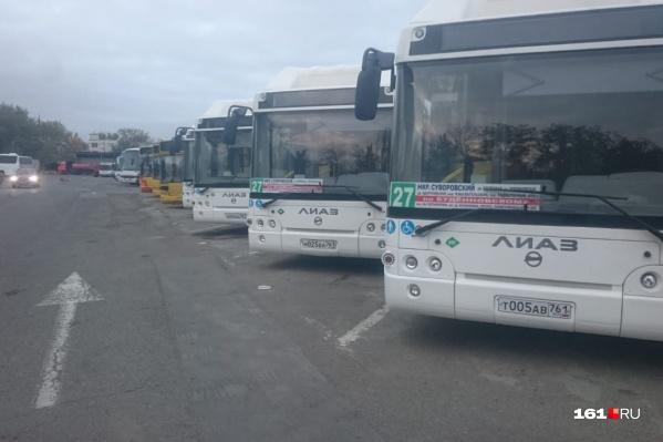 Компания «Транс-Сервис Юг» уже закупила автобусы