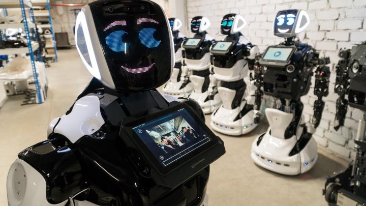 Сиделки и доставщики еды: пермский ученый рассказал, как будут развиваться роботы из-за коронавируса