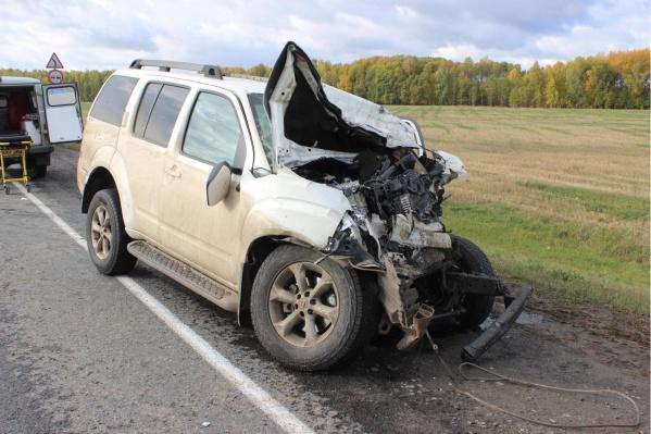 В аварии погиб 51-летний житель Перми