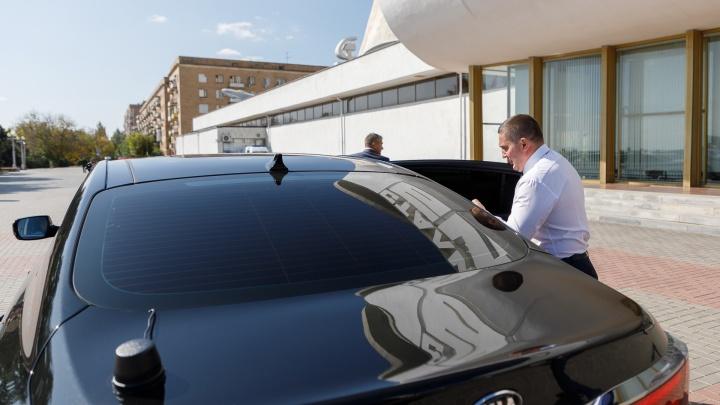 В Волгограде губернатор объявил аукцион на часть дряхлого автопарка