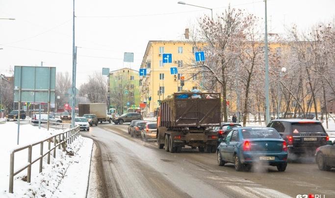 Минтранс начал искать подрядчика для строительства двухуровневой развязки на Ново-Садовой