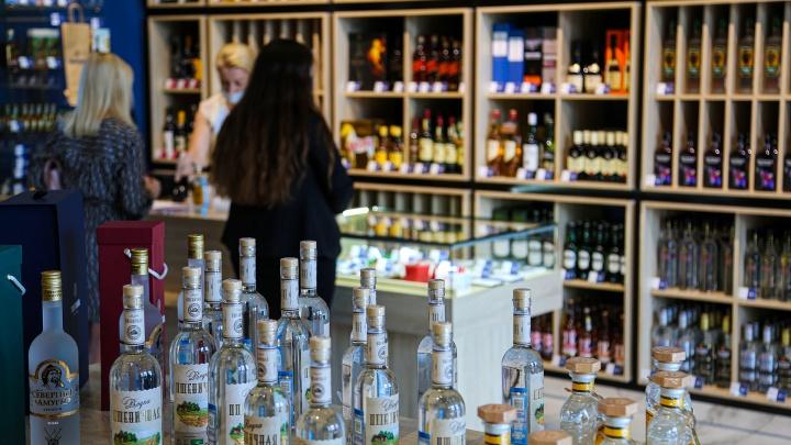 В Башкирии в День молодежи ограничат продажу алкоголя