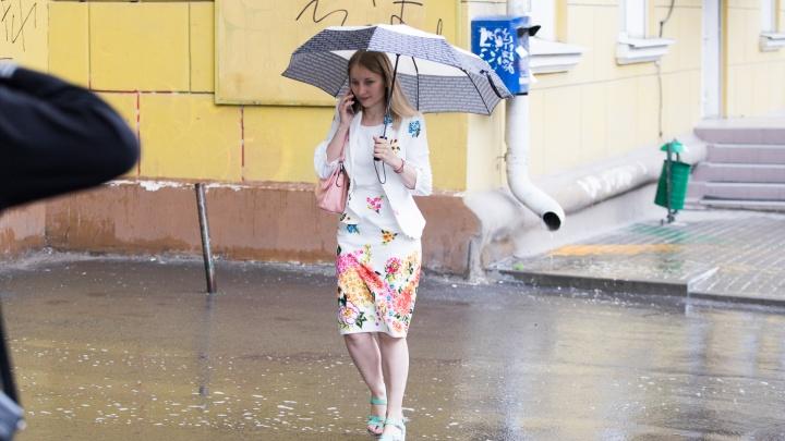 Есть надежда на прохладу. Какой будет погода в Ростове в первые выходные сентября