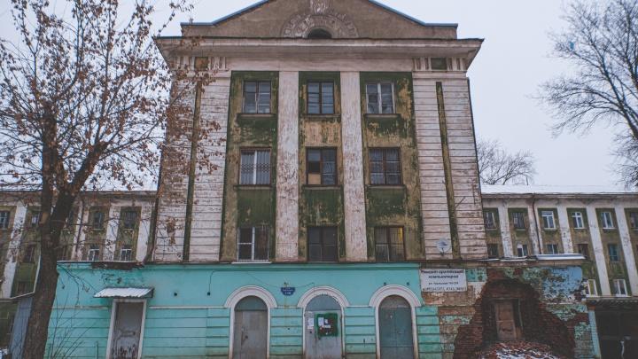 Пермская физико-математическая школа № 146 переедет в историческое здание возле цирка