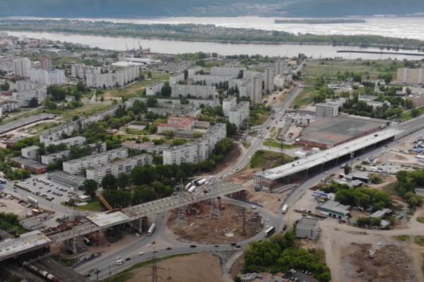 Закончить строительство планируют до конца 2020 года