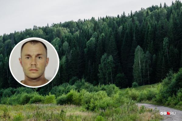 Максим Вшивенков пропал в Чернушке
