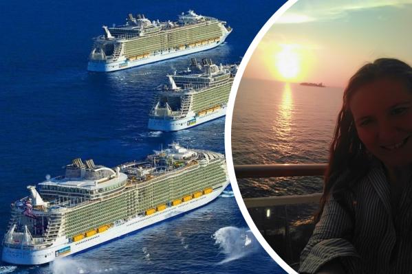 Татьяна рассказала, как пережила изоляцию на борту гигантского судна