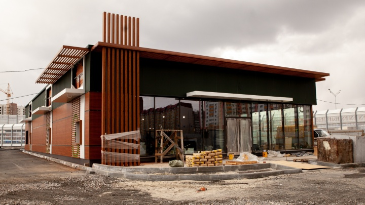 Новый (уже третий по счету) McDonalds откроется в Тюмени