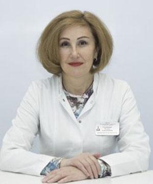 заведующая отделением пульмонологии Городской многопрофильной больницы №2 Татьяна Степаненко