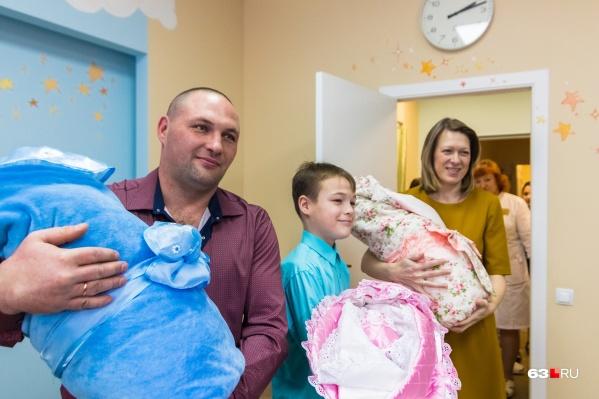 Получить документы на новорождённого счастливые родители смогут онлайн
