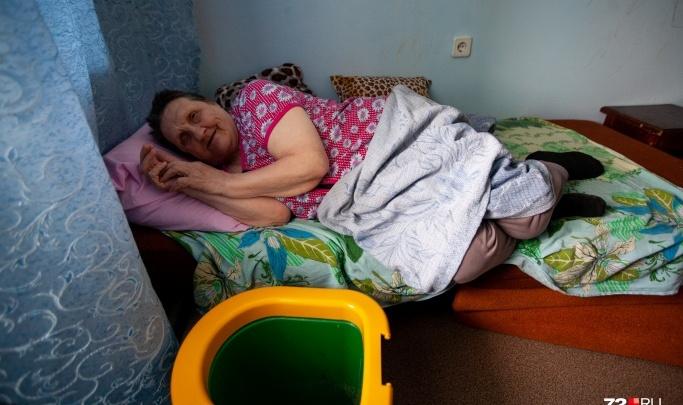 От коронавируса умерла тюменка, которая 37 лет ждала квартиру