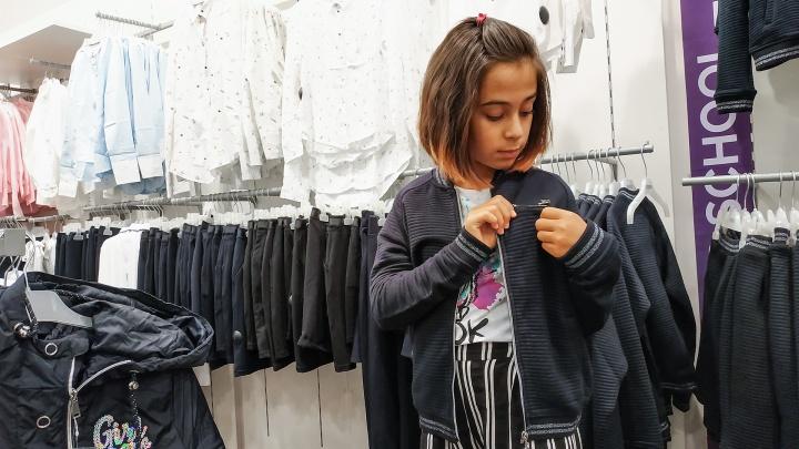 Одеть девочку — дороже: Башстат подсчитал траты на гардероб школьника