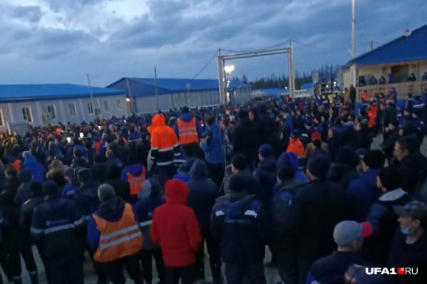 В Якутии произошел бунт