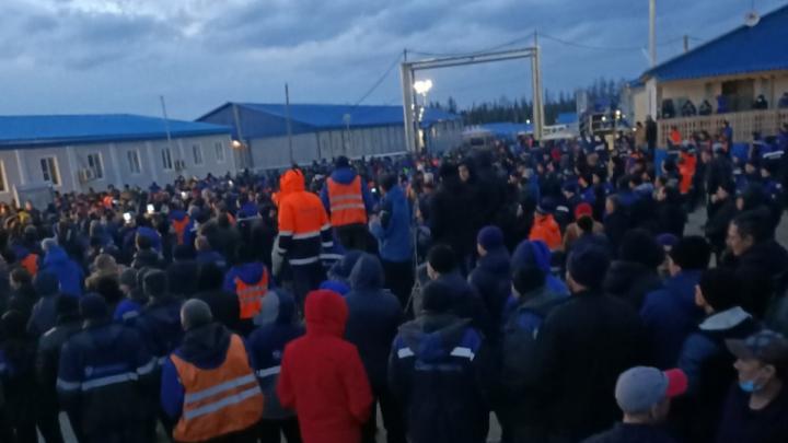 В администрации главы Башкирии рассказали, при каких условиях из Якутии вывезут вахтовиков с подтвержденным коронавирусом
