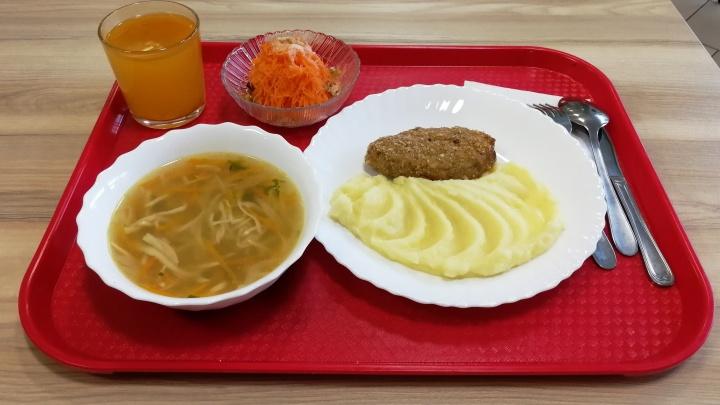 «Какую-то жижу дали, сказали рыбный суп»: чем бесплатно кормят школьников Прикамья. Результаты опроса